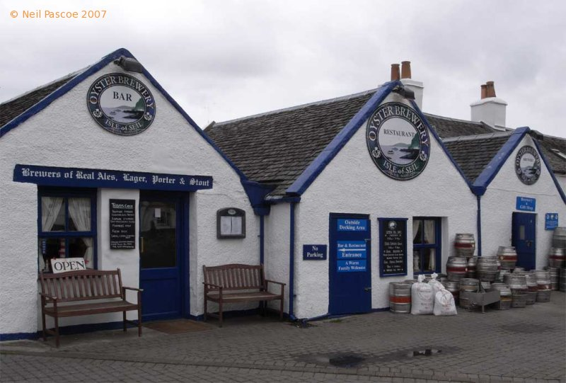 A picture of The Oyster Bar & Brewery