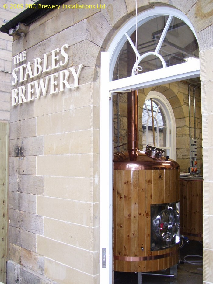 A picture of The Stables Brewing Company