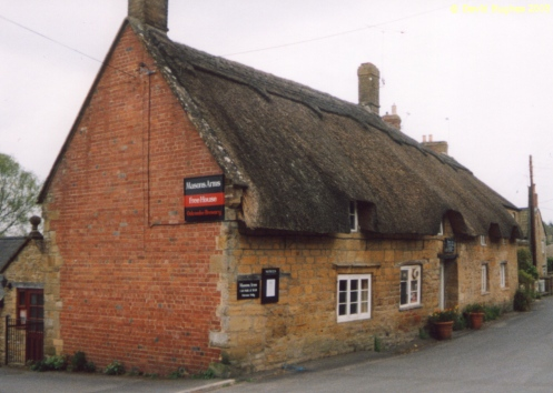 A picture of Odcombe Ales