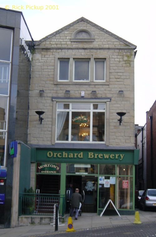 A picture of Orchard Brewery Bar