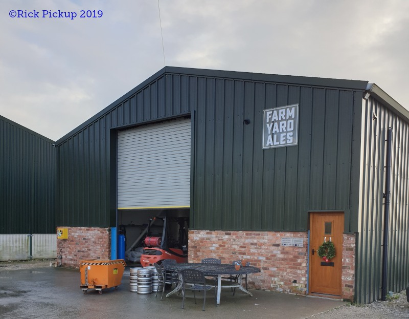 A picture of Farm Yard Ales Ltd
