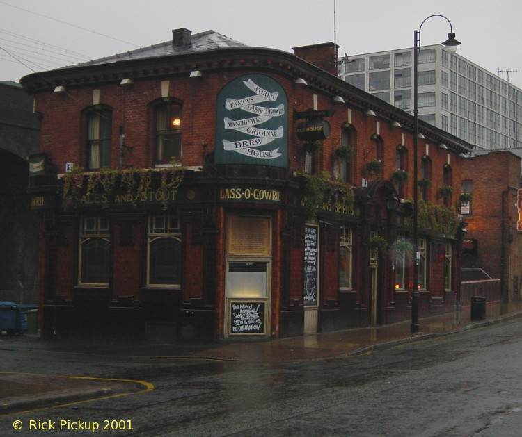 A picture of Lass O'Gowrie Brewhouse