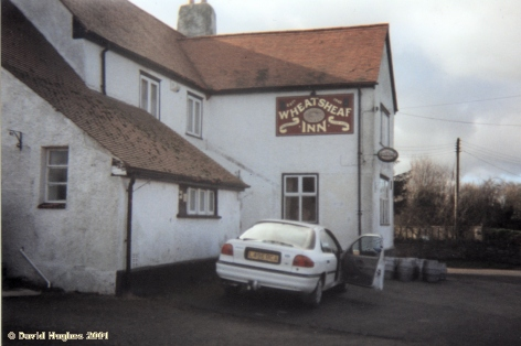 A picture of The Wheatsheaf Inn and Fromes Hill Brewery