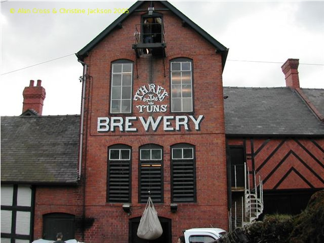 A picture of Three Tuns Brewery