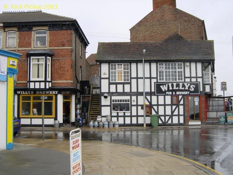 A picture of Willys Brewery Ltd