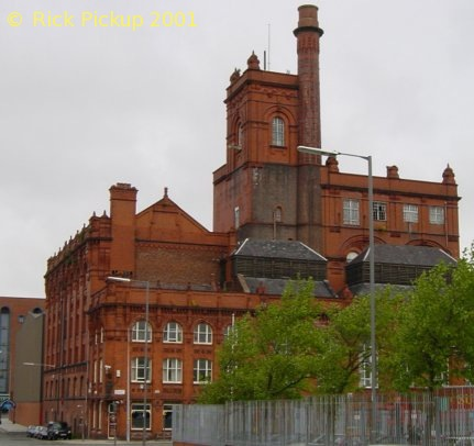 A picture of The Robert Cain Brewery