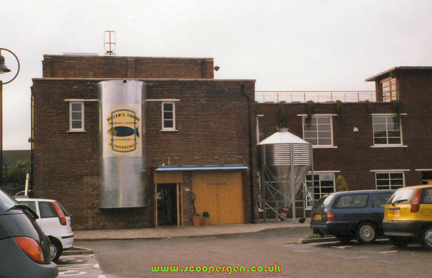 A picture of Miller's Thumb Brewing Company