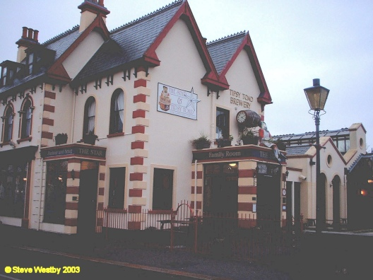A picture of The Tipsy Toad Townhouse and Brewery