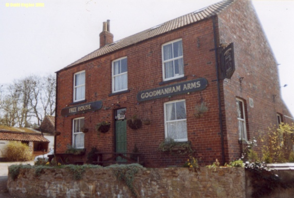 A picture of Goodmanham Brewery