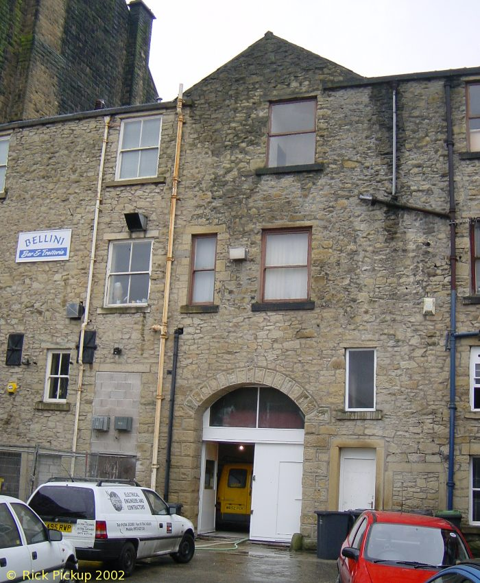 A picture of Ramsbottom Brewery