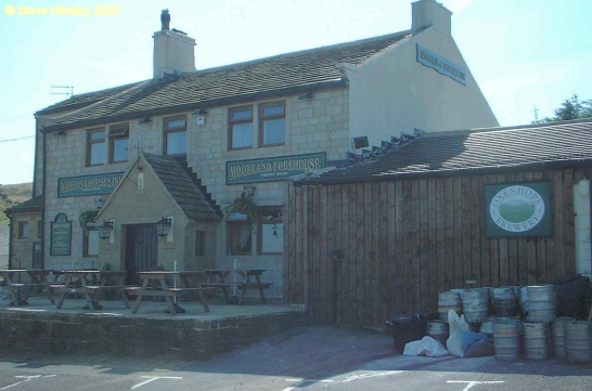 A picture of Oxenhope Moorlands Brewery