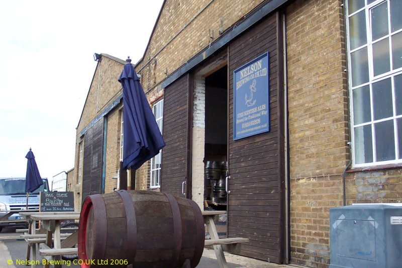 A picture of Nelson Brewing Co. UK Ltd
