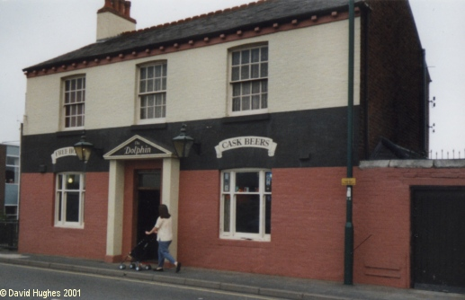 A picture of The Dolphin Inn
